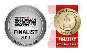 Australian Accounting Awards 2020 - Finalist